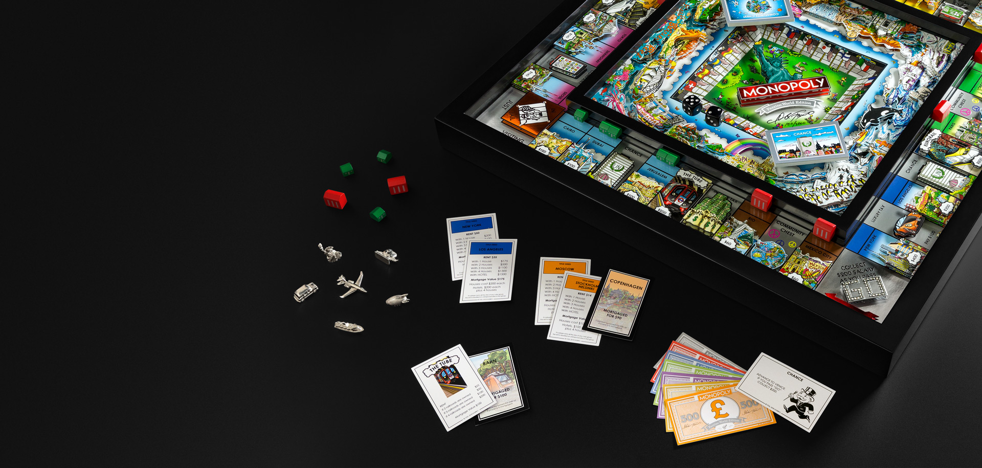 Fazzino World Monopoly